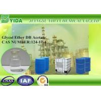 Buy cheap 1000L IBC Drums Package Glycol Ether DB Acetate EC No. 204-685-9 For Coating Industries from wholesalers