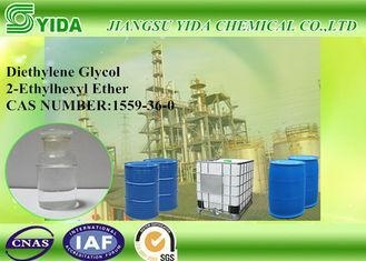 China Low Acidity Diethylene Glycol 2-Ethylhexyl Ether With Cas Number 1559-36-0