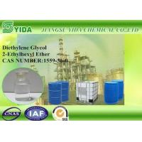 Buy cheap Low Acidity Diethylene Glycol 2-Ethylhexyl Ether With Cas Number 1559-36-0 from wholesalers