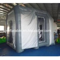 Wholesale Small Size Cheep Paint Booth With Filter from china suppliers