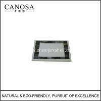 Wholesale Handmade Black Mother of Pearl Soap Dishes from china suppliers