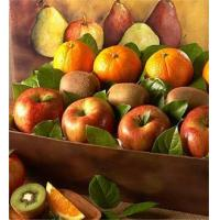 Wholesale Christmas Fruit Gift Basket N0.8 delivery basket to china from china suppliers