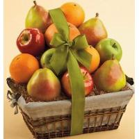 12-Month Organic Gift Basket Fruit-of-the-Month Club Collection