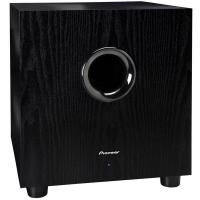 China Audio Pioneer SW-10 400-Watt Powered Subwoofer PIOSW10 on sale