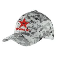 China *NEW* Own It Digital Ripstop Camouflage Cap on sale