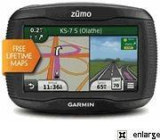 Buy cheap Garmin zumo 350LM Motorcycle GPS System w/ Lifetime Map Updates from wholesalers