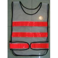 Wholesale Black Polyester Reflective Hi Vis Safety Mesh Vest Harness Workwear from china suppliers
