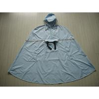 Wholesale Custom made Backpacking Nylon Polyester Waterproof Mens Hooded Rain Poncho For Adults from china suppliers