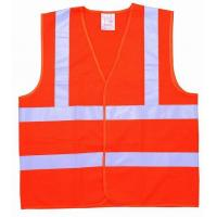 Wholesale Reflective EMS Traffic Surveyors Vest High Visibility Workwear from china suppliers