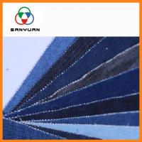 Buy cheap Comfortable 100% Cotton Anti Static Denim Fabric for Clothing from wholesalers