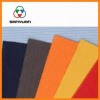 Buy cheap Excellent Strengh Para Aramid and Cotton Blend Fire Resistant Anti-tear Woven Fabric from wholesalers