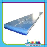 China 15m Cheap Inflatable Tumbling Mats for Gymnastics on sale