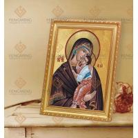 Wholesale Mother Of God Church Religious Icon Virgin Mary And Baby Jesus from china suppliers
