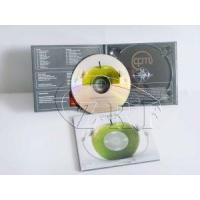 China CD sleeve print/Printing Fully Customized CD DVD Printing & Packaging Factory on sale