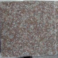 Granite Materials G687 Peach Red Granite Tiles for sale