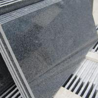 Granite Materials G654 Impala Black Granite Tiles for sale