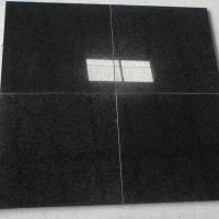 Granite Materials G684 Black Basalt Tiles for sale