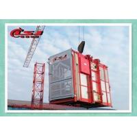 Wholesale Adjustable Speed Rack And Pinion Lift System , Building Industrial Elevators And Lifts from china suppliers