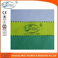 Wholesale 9OZ 100% cotton flame retardant fabric yard| fire retardant fabric in different colors from china suppliers