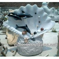 China dolphin statue on sale