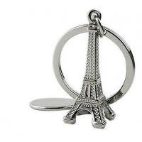 Wholesale 3D Aiffel tower Souvenir Key Chain Manufacturer SK-026 from china suppliers
