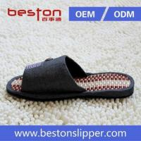 Buy cheap 2015 new product bamboo sole cooldry flip flop slipper from wholesalers