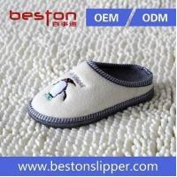 Wholesale Embroidery Cute Nude Boys Beach Slipper / Kids Slippers / Customize Slippers from china suppliers