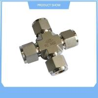 Wholesale High Quality Stainless Steel Four Way Union Cross from china suppliers