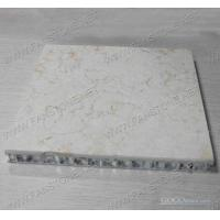 Aluminum honeycomb composite marble for sale