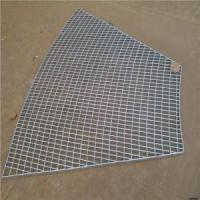 Wholesale Hot-dipped galvanized Metal Bar Grating from china suppliers