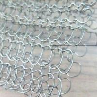 Wholesale 2x3mm Hole Stainless knitted Filter Wire Mesh from china suppliers