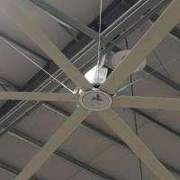 Wholesale AC Axial Exhaust Cooler Ceiling Fan With Speed Regulator from china suppliers