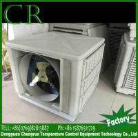 Buy cheap 1.1kw 380V Industrial evaporative air conditioner from wholesalers
