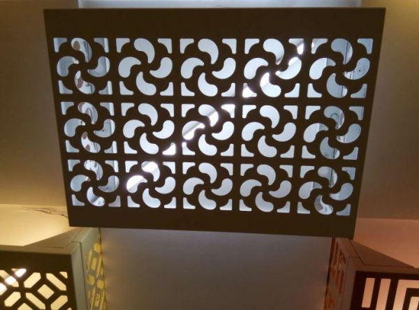 Images Of Decorative Aluminum Air Conditioner Cover For