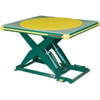 China Hydraulic Rotating Lift Tables on sale