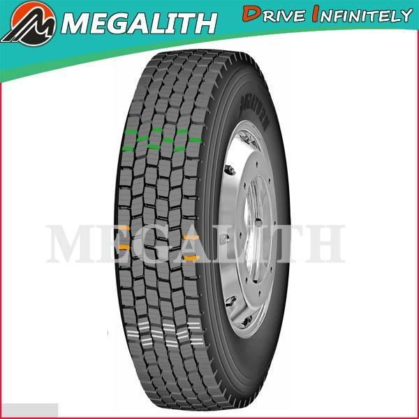 China Truck and Bus Radial Tyres(TBR) Y126 for 315/70R22.5 Tires for Sale