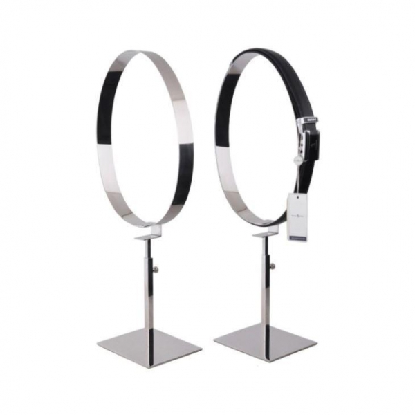 Quality Most Popular Stainless Steel Display Standing for Belt for sale
