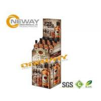 Wholesale Pallet Cardboard Counter Top Display Gloss Or Matt Lamination from china suppliers