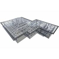Wholesale Pipe Truss Steel truss roof design from china suppliers