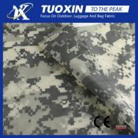 China printed ripstop nylon camouflage fabric / military camouflage fabric on sale