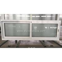 Wholesale FLGR58 series thermal insulation sliding window with obscure glass passed AS2047 certification from china suppliers