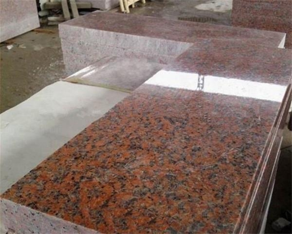 Thick and thin products maple red g562 granite stone slabs for How thick is granite