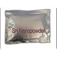 Wholesale Nano Sn Powder 7440-31-5 from china suppliers