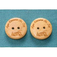 Wholesale Wooden Garment Button from china suppliers