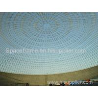 Buy cheap Dome supermarket steel space frame structure roof system steel building Admin Edit from wholesalers