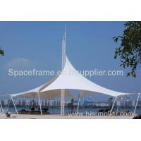 Buy cheap Tensile PVC Construction Membrane Structure Admin Edit from wholesalers