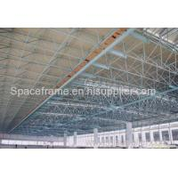 Steel structure roof system space frame roofing for building Admin Edit