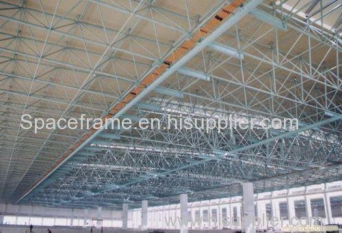 Quality Steel structure roof system space frame roofing for building Admin Edit for sale