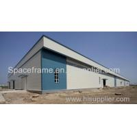 Wholesale light prefabricated steel building/workshop/hanger/warehouse/factory Admin Edit from china suppliers