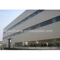Buy cheap Light steel structure prefabricated factory/workshop/warehouse Admin Edit from wholesalers
